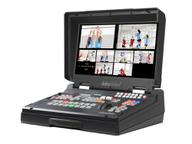 HS-1200 HD 6-Channel Portable Video Studio by Datavideo
