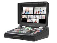 HS-2200 HD/SD 6-Channel Portable Video Studio by Datavideo