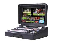 HS-3200 12-Channel HD Portable Video Streaming Studio by Datavideo