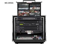 MS-2850A HD/SD 8/12-Channel Mobile Video Studio without VSM-100 by Datavideo