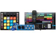 ATOM Producer Lab 16-pad USB MIDI Controller/AudioBox USB 96/M7 Microphone/Studio One Artist by PreSonus