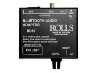BD87 Bluetooth Signal to Analog Audio Converter by Rolls