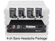 4-Ch EFP Package 4-ch EFP Package Fiber Camera System by SWIT
