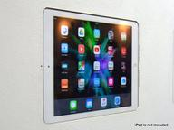 002-1-472-WG Invisible In-Wall Mount for iPad Air 3 with Grills by Wall-Smart