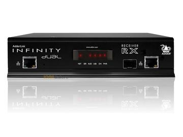 ALIF2000R-US AdderLink INFINITY Extender Receiver (DVI/USB/Audio) by Adder