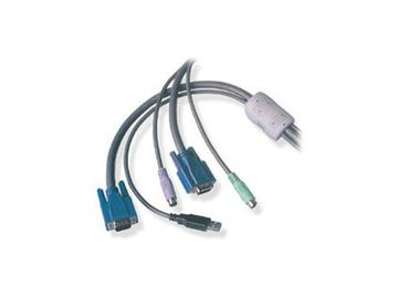 CCUSB-10M PS/2 ( Video) To USB (  Video) Convertor Cable 15ft (5m) by Adder