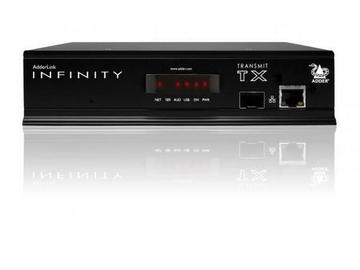 ALIF1002T-US DVI USB audio Extender (Transmitter) with SFP by Adder