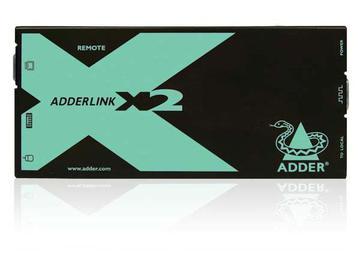 X2-KVM/P-US Adderlink Cat 6 KVM Extender with RS232 by Adder