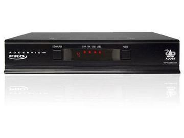 AV4PRO-DP-US Pro 4-port DisplayPort KVM Switch by Adder