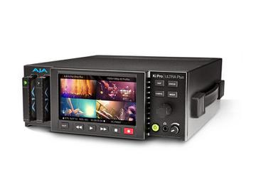 Ki Pro Ultra Plus 4K/UltraHD/2K/HD Recorder and Player by AJA