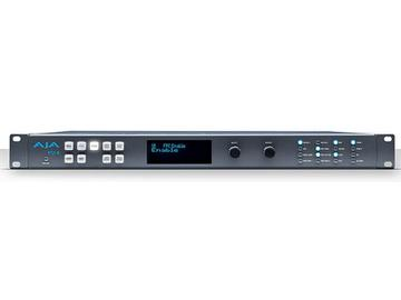 FS1-X w FRC Frame Sync/Converter with MADI audio and FRC by AJA