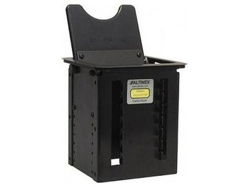 CNK221 CABLE-NOOK JR Tabletop Interconnect Box/Black by Altinex