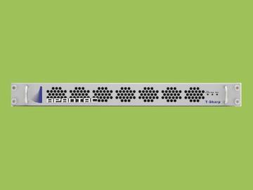 T-16x4-1RU-H 1 RU 16x4 3G/HD/SD-SDI/CVBS I/O Multiviewer w UOM-H-A by Apantac