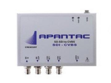 SDI-CVBS SD-SDI to composite Converter by Apantac