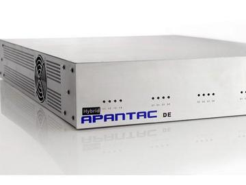 DL-4 8 4x8 Hybrid Multiviewer DVI/HDMI/VGA/SDI by Apantac