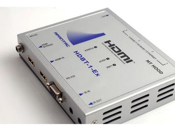 HDBT-1-Ex HDBaseT HDMI Extender (Transmitter) with IR/RS232/ Ethernet/POE up to 330 feet by Apantac