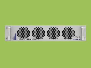 T-32x4-2RU-H 2 RU 32x4 3G/HD/SD-SDI/CVBS I/O Multiviewer w UOM-H-A by Apantac