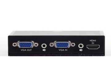HDTV-VGA-2x1 Dual Input VGA Splitter ( HDMI/VGA input) by Apantac