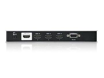 VS481A 4-Port High Definition Digital video/audio Switch 1.3 by Aten