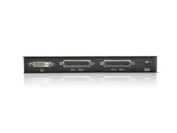 CS74D 4-Port USB DVI KVM Switcher by Aten