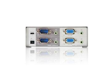 VS0202 2x2 VGA and Audio Matrix Switch by Aten