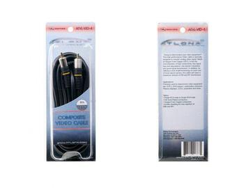 ATVL-VID-4 4M (13FT) COMPOSITE VIDEO CABLE (VALUE SERIES) by Atlona