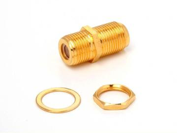 07-062 Coaxial Coupler / Female to Female Adapter by Atlona