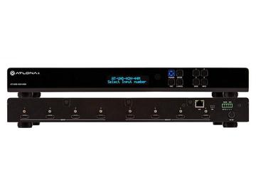 AT-UHD-H2H-44M-B 4x4 4K/UHD HDMI to HDMI Matrix Switcher by Atlona