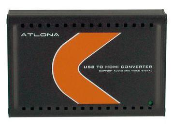 AT-HDPiX-b USB TO HDMI CONVERTER by Atlona