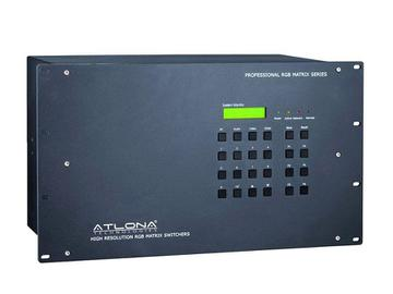 AT-RGB0816 8x16 Professional RGBHV/Component Matrix Switch by Atlona