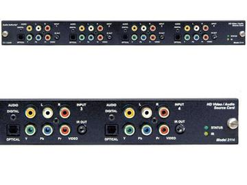 2114 HD Source Card for HLX Modular Matrix by Audio Authority