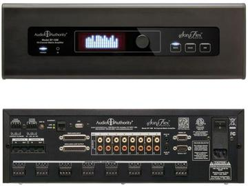 SF-16M 16x16 RCA Matrix Audio Amplifier (50W each Output) by Audio Authority