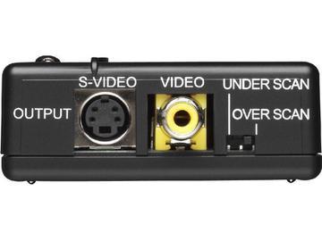 AVT-3155A PC/VGA to Composite/S-Video Converter by AV-Tool