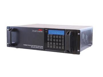 MSW-HBT-C6POE-16X16E 16x16 HDBaseT Modular Matrix IR/RS232/POE by Avenview