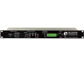 DAP Plus A/R RNC Digital to Analog Processor/Broadcaster by Blonder Tongue