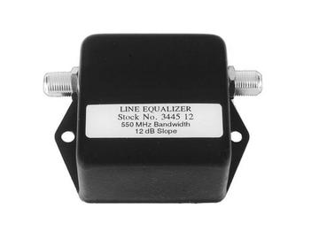 LE-550 RF 550MHZ Line Equalizer by Blonder Tongue