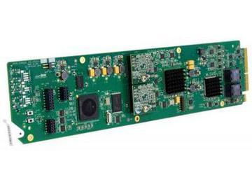 9223-D-HD-P Dual-Ch 3G/HD/SD MPEG-4 Encoder Card w H.264 SD/HD to 1080p by Cobalt Digital