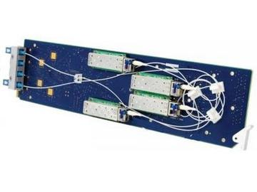 9414-OE-CWDML 4K/3G/SDI/ASI Extender (Rx) Card w Loop Fiber Mux by Cobalt Digital