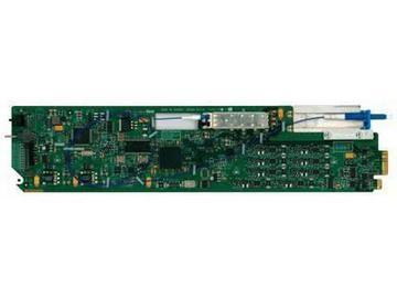 9450GT-80KM-LC S-Link Ethernet Fiber 80Km 1550 Extender (Tx/Rx) Card w RM by Cobalt Digital