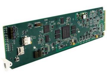 9501-DCDA-3G Down-Converter/DA Card with 3G/HD/SD-SDI I/O (Reclocking) by Cobalt Digital