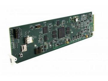 9950-EMDE-ANC Ancillary Data Embedder/De-Embedder Card by Cobalt Digital