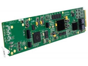9990-DEC-MPEG MPEG4/2 /AVC Decoder Card w ASI/IP In/SDI Out by Cobalt Digital