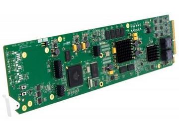 9990-TRX-MPEG MPEG4/2 /AVC Multi-Standard Broadcast Transcoder by Cobalt Digital
