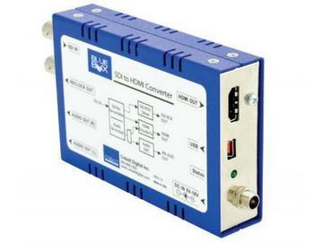 BBG-S-TO-H 3G/HD/SD-SDI-to-HDMI with Audio De-Embedder by Cobalt Digital