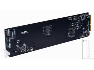 9002 3G/HD/SD 1x9 Distribution Amplifier (Non-Reclocking) by Cobalt Digital