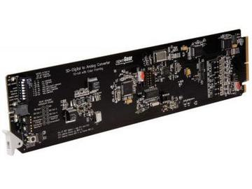 9011 St Definition D/A Card 10-bit SDI to Analog Composite/Y/C/Component by Cobalt Digital