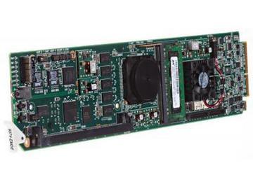 9374-DE 3G/HD/SD-SDI (Q Ch) De-Embedder Card w 8 AES/1 MADI Input by Cobalt Digital