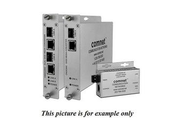 CNGE2MCM Small Size 1000 Mbps Media Converter by Comnet