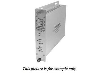 FRA2C1M1 MM 1Fiber Simplex Audio Contact Closure Extender (Receiver) by Comnet