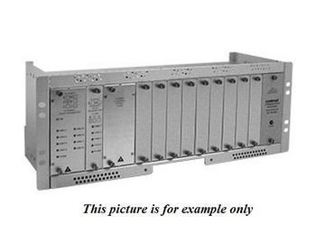 FVR160M1 MM 1fiber 16 Channel Video Extender (Receiver) by Comnet